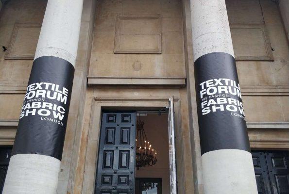 Textile Forum za nami, Interfabric w Moskwie w trakcie, a targi w Maroko już za tydzień!