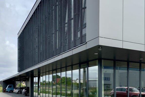 Welcome to new headquarters of JÓŹWIAK Poznań!